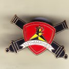 12th Marine Regiment Hat Pin