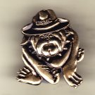 Marine Bulldog Hat Pin