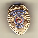 Marine Military Police Hat Pin