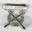 Marine Rifle Expert Pin