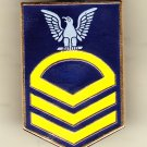 E-7 Navy CPO Hat pin