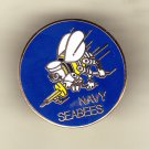 Seabees Hat Pin