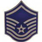 E-7 Air Force M/Sgt Hat Pin