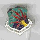 Communication Command Hat Pin