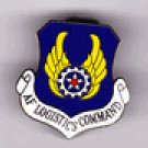 Logistics Command Hat Pin
