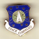 Space Command Hat Pin