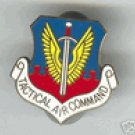 Tactical Air Command Hat Pin