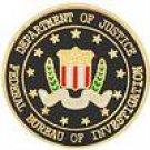 Federal Bureau of Investigation (FBI) Hat Pin