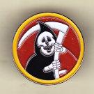 Grim Reaper Hat Pin