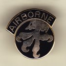 17th Airborne Division Hat Pin