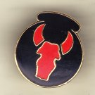 34th Infantry Division Hat Pin