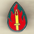 63rd Infantry Division Hat Pin