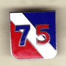 75th Infantry Division Hat Pin
