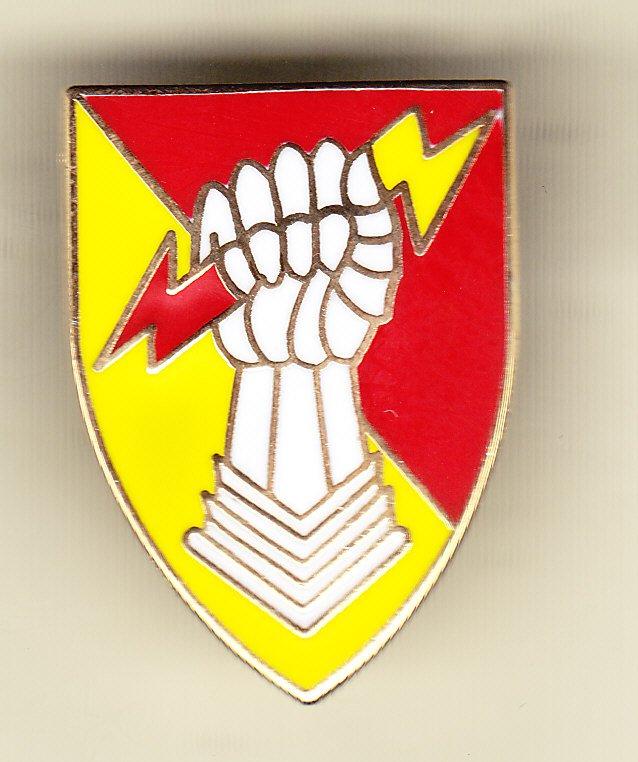 38th Field Artillery Hat Pin
