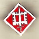 18th Engineer Brigade Hat Pin