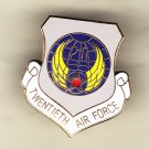 20th Air Force Hat Pin