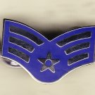 E-4 Air Force Sr/A Hat Pin