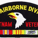 101st Airborne Division Vietnam Hat Patch Only