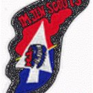 Imjin Scout Patch Korea