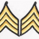 Sergeant E-5 Patch