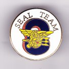 Seal Team Eight Hat Pin