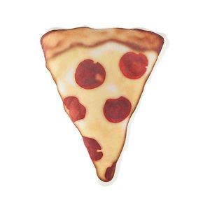 """Ankit Pizza Emoji Throw Pillow Decorative Pillows Throw Pillows (11""""x 13"""")"""