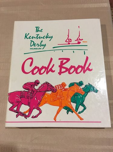 Kentucky Derby Museum Cookbook 1st Edition 1986 Vintage Cookbook ESTATE US Shipping Included