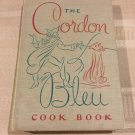 The Cordon Bleu Cook Book Cookbook by Dione Lucas 1947 1st Edition  FREE US Shipping