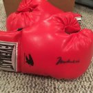 Muhammad Ali Everlasting Autographed Boxing Glove Set !