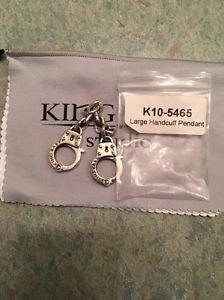 Kingbaby  large Handcuff Pendant