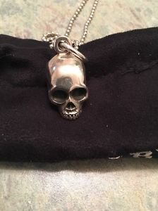Kingbaby Large Hamlet Skull Pendant K-10-5844