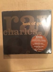 Starbucks Limited Edition Ray Charles Box Of Genius