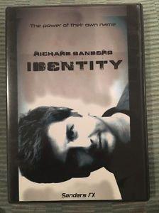 Richard Sanders Identity DVD