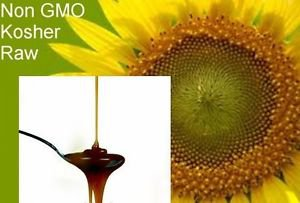 Raw liquid Sunflower Lecithin NON GMO Muscle brain tonic NO chemical pesticides