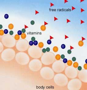 ANTI-AGING POWER serum 400 X MORE POWERFUL than VITAMIN C & E COMBINED Organic