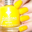 Jordana Mellow Yellow Nail Polish