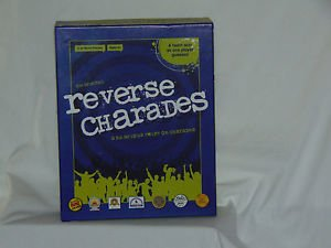 Reverse Charades Game ~Ready to Ship~