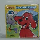 Clifford The Big Red Dog Be A Good Friend Game NEW FACTORY SEALED!!
