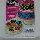 Duff Goldman Cake Tattoo Animal Prints 1 PACK Contains 2 Edible Sheets Free Ship