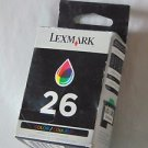 Lexmark 26 Color Print Cartridge 10N0026 Inkjet Single Unit