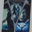 UNDERWORLD / UNDERWORLD-EVOLUTION / UNDERWORLD-RISE OF THE LYCANS Triology
