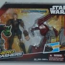 Star Wars Hero Masher Jedi Speeder Anakin Skywalker Action Figure B3833AS0 4+