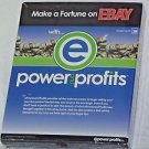Make a Fortune on EBAY ePower and Profits  Kit  ~New~