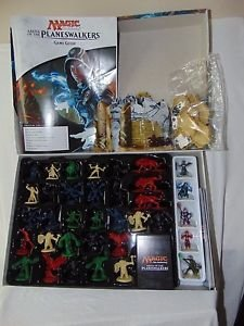Magic The Gathering Arena of the Planeswalkers Tactical board game 2-5 players