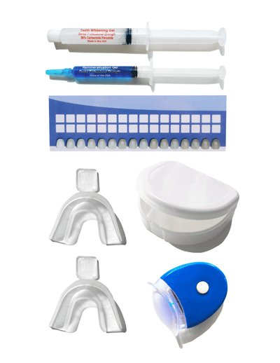 Teeth Whitening at Home Super Kit