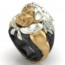Hercules Ring in 14 k