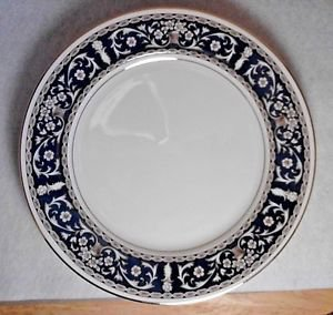 "Mikasa Markham Petite Bone China L6212 Replacement Piece Salad Plates 8-¼"" EUC 8"