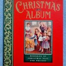 Christmas Scrapbook Vintage Mint Unused Book 1993 Great Gift Classic HTF OOP