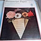 Vintage Manuscript Paper Book Everybody's Favorite Series No. 117 Amsco 1963
