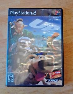Up PlayStation2 Playstation 2 Video Games PS2 Disney Pixar EUC